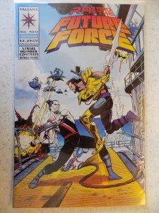 RAI AND THE FUTURE FORCE # 12