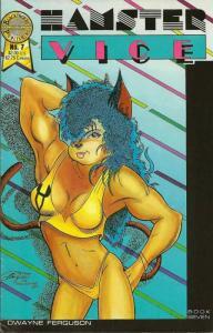 Hamster Vice (Blackthorne) #7 FN; Blackthorne   save on shipping - details insid