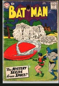 Batman #124 (1959)