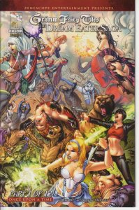 Grimm Fairy Tales: The Dream Eater Saga #1A VF/NM; Zenescope | save on shipping