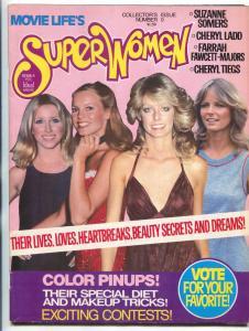 Movie Life's Super Women #9 1978 Farrah Fawcett