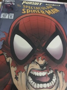 Marvel The Spectacular Spider-Man #211 Mint pt2