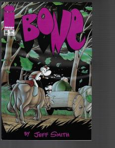 Bone #14 (Image, 1995) - Reprint with new cover