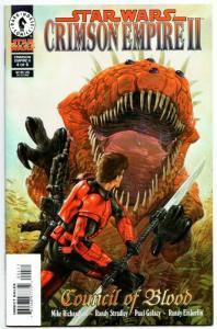 Star Wars Crimson Empire II #4 (Dark Horse, 1999) VF/NM