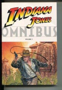 Indiana Jones Omnibus-Vol. 1-Mike Richardson-TPB-trade
