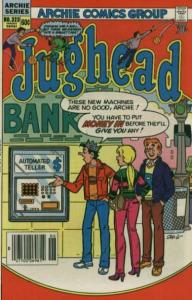 Jughead (1965 series) #323, NM- (Stock photo)