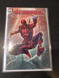 Deadpool #1 Rob Liefeld Variant ​1 Trade Dress Variant LTD to 1,000