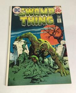 Swamp Thing 13 Vf/Nm Very Fine Near Mint 9.0 DC Comics Bronze