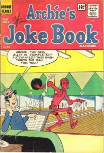 Archie's Joke Book Magazine #76, Good (Stock photo)