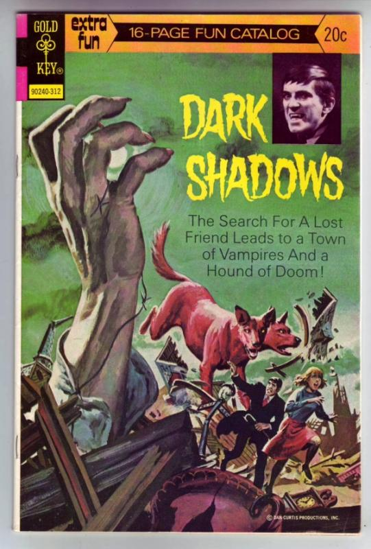 Dark Shadows #23 (Dec-73) VF/NM High-Grade Barnabus Collins