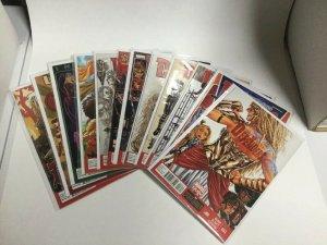 Fearless Defenders 3-12 Nm Near Mint Marvel Comics