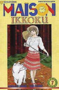 Maison Ikkoku Part 5 #7 FN; Viz   save on shipping - details inside