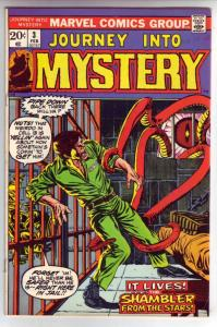 Journey into Mystery #3 (Feb-73) VF+ High-Grade