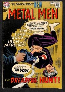 Metal Men #40 (1969)