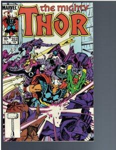 Thor #352 (1985)