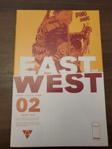 East of West #2 (2013) (9.2) by Jonathan Hickman