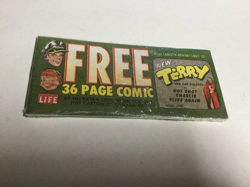 New Terry And The Pirates 36 Page Comic Canada Dry Premiums