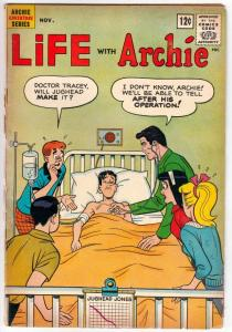 Life with Archie #17 (Nov-62) VG/FN Mid-Grade Archie, Jughead, Betty, Veronic...