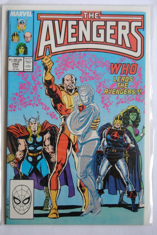 The Avengers, 294