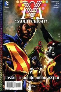 Multiversity #1, NM + (Stock photo)