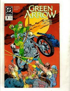 Lot Of 12 Green Arrow DC Comic Books # 18 25 26 27 29 30 31 32 34 35 36 37 JF30