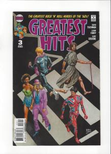 GREATEST HITS #1-#6 SET (NM) DC VERTIGO COMICS