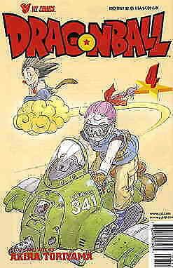 Dragonball #4 VF/NM; Viz | save on shipping - details inside