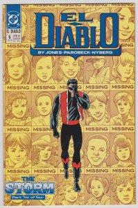 El Diablo #5 (F) DC Copper Age