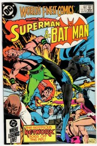 WORLD'S FINEST #313 (VF+) See More!!!