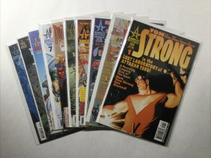 Tom Strong 1-20 Lot Run Set Nm Near Mint Americas Best Comics