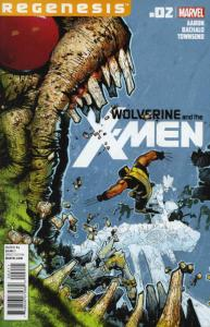 Wolverine And The X-Men #2 VF/NM; Marvel | save on shipping - details inside