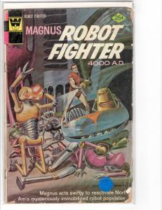 Magnus Robot Fighter (1963) 23 Good (2.0)