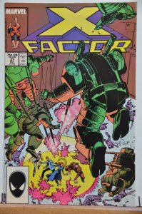 X-Factor #21 (1987) VF-NM Great Book!!!