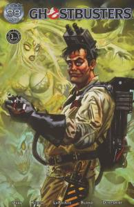Ghostbusters: Legion #3A VF/NM; 88mph | save on shipping - details inside