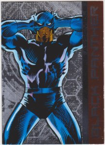2015 Avengers Silver Age: Avengers Assemible #AA14 Black Panther
