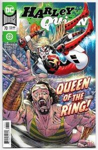 Harley Quinn #70 Main Cvr (DC, 2020) NM