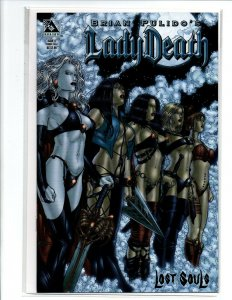 Lady Death Lost Souls #0 Femme Fatale Variant - Avatar - (-Near Mint)