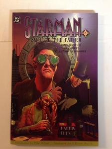 Starman Sins Of The Father Tpb Near Mint