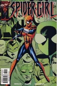 Spider-Girl #31 VF/NM; Marvel | save on shipping - details inside