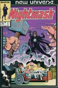 Marvel NIGHTMASK #1 VF