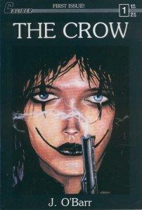 THE CROW 1989 CALIBER: Numero 01