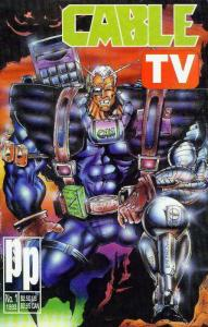 Cable TV #1 VF; Parody | save on shipping - details inside