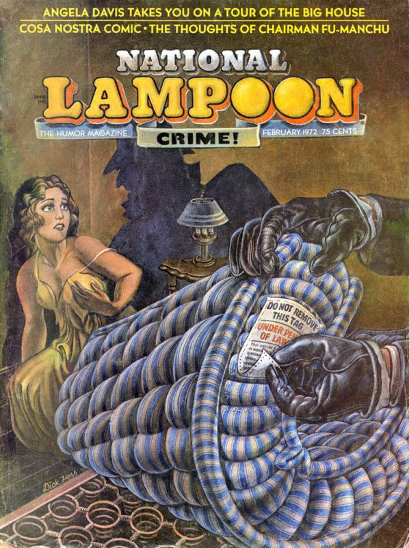 National Lampoon #23 FN; National Lampoon | save on shipping - details inside