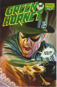 Green Hornet (Dynamite) #14A VF/NM; Dynamite | save on shipping - details inside