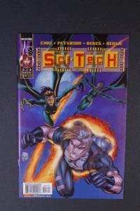 Sci-Tech #3 Nov 1999 First Print Wildstorm