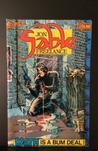 Jon Sable, Freelance #2 (1983)