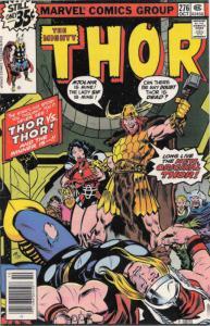 Thor #276 FN; Marvel | save on shipping - details inside