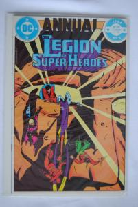 Legion of Super-Heroes Annual 3