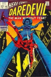 Daredevil #48 (ungraded) stock photo ID# B-10