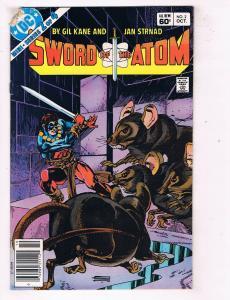 Sword Of The Atom #2 GD/VG DC Comics Comic Book Oct 1983 DE47 AD33